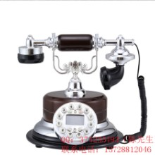 供应欧式仿古电话机欧式复古怀旧老式电话模型餐厅客厅家居咖啡馆酒吧店铺装饰摆件批发
