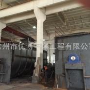 回收溶剂的设备空心桨叶干燥机图片