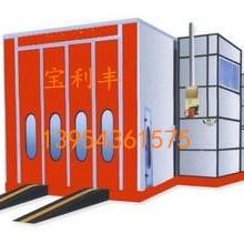 山东宝利丰涂装流水线安装安全可靠供应广东佛山红外线环保汽车喷烤房图片