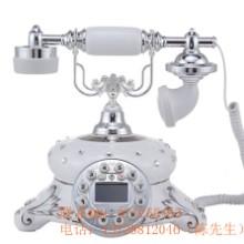 供应美式乡村复古老式电话模型创意座机批发