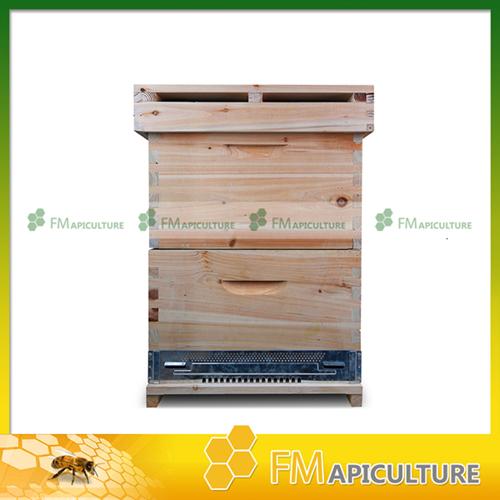 供应蜂箱杉木单箱 甘肃省蜂箱价格 长葛养蜂工具