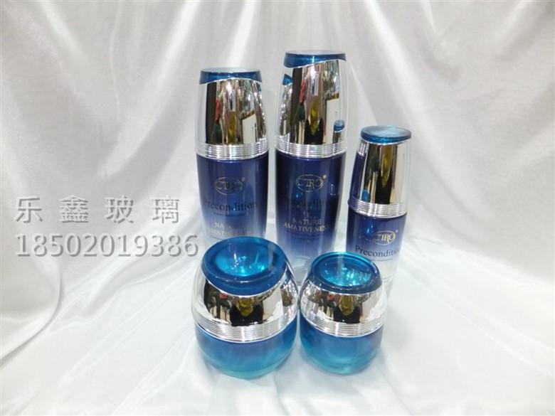 厂家供应真空膏霜瓶,高端化妆品瓶子,化妆品喷雾瓶子