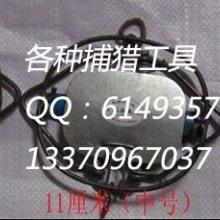 泉城笼业热销钢丝夹子直径14野兔夹子野鸡夹子钢丝夹子双板加强质量保证批发