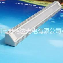 供应用于的热销V型铝槽乳白/透明罩硬灯条批发