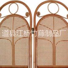竹藤生态隔断厂家专业供应用于竹藤生态装饰 酒店会所的屏风批发