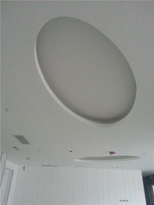 供应grg椭圆形造型吊顶图片