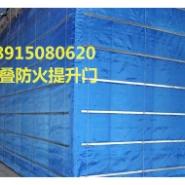 江苏批发量最大的防火提升门生产厂图片