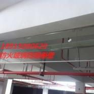 江苏消防支队合作的挡烟垂壁供应商图片