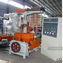 供应彩条吹膜机 PP 各种吹膜机机组