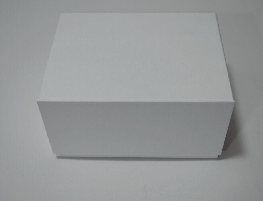 供应用于纸盒包装的供应天地盖白色手表盒 手表盒包装