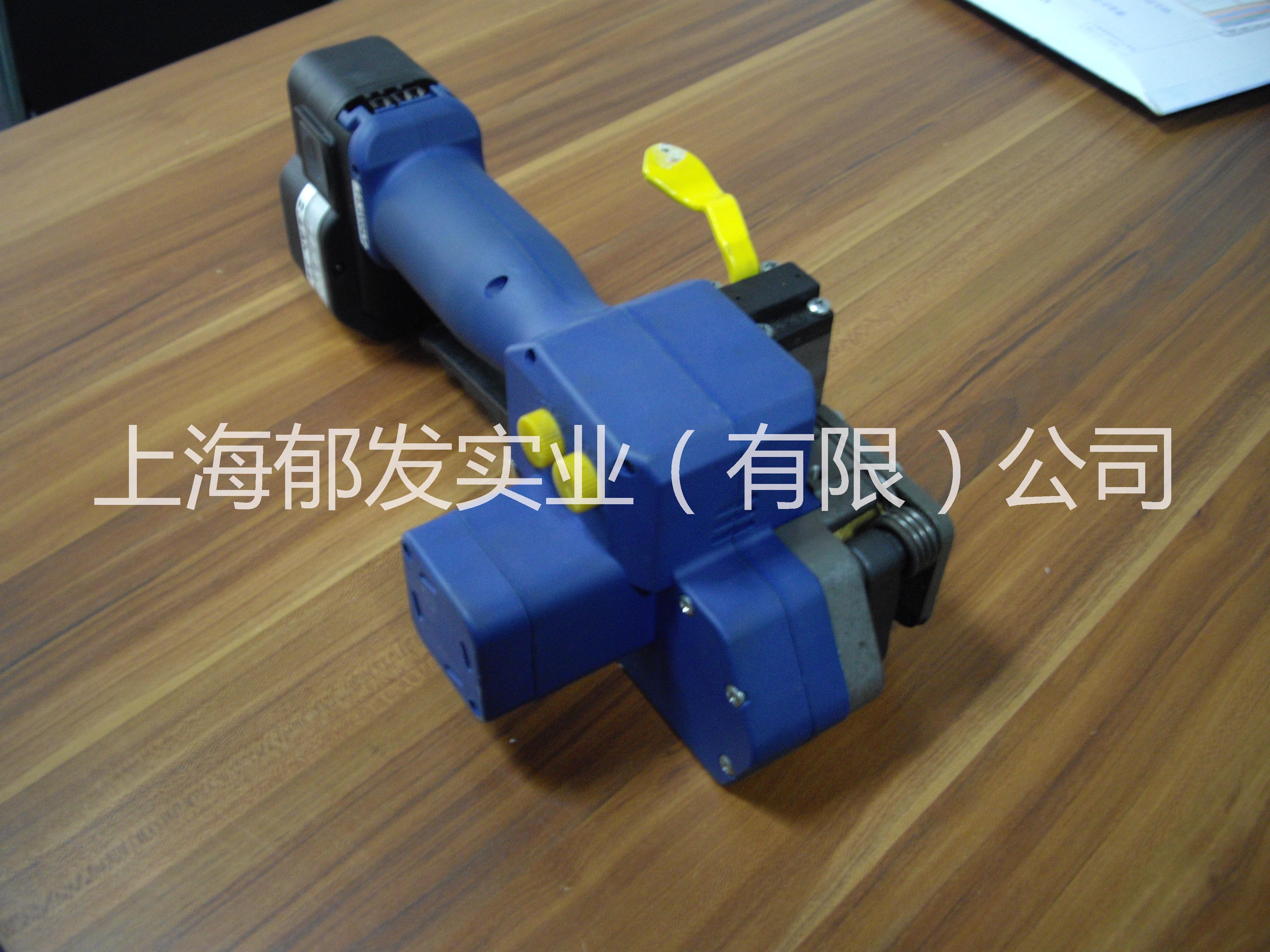 供应Z323塑钢带板材 密度板电动捆扎机