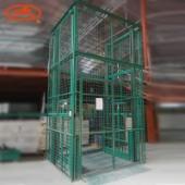 中山导轨式升降平台升降机生产厂家