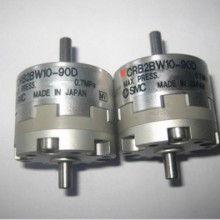 SMC摆动气缸 叶片式旋转气缸 CRB2BW10-90SZ 全新原装进口