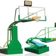 西安篮球架图片