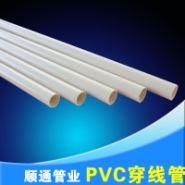 新城区品牌PVC线管,电工套管图片