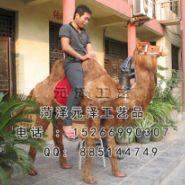博昂仿真动物模型大骆驼图片