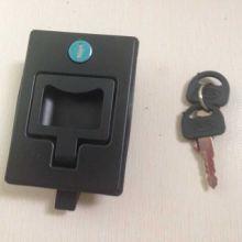 供应用于客车的合金大巴客车行李架锁机罩锁批发