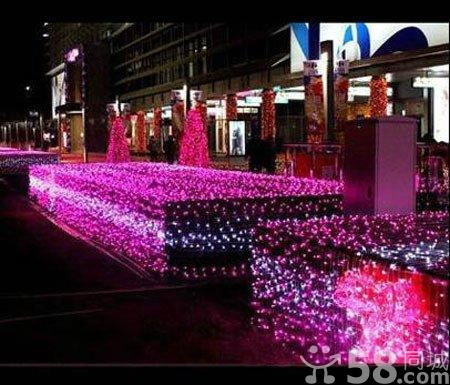 供应北京2016最炫最时尚造型圣诞树制作安装绕树灯广场灯光树木亮化LED彩灯装饰88682836