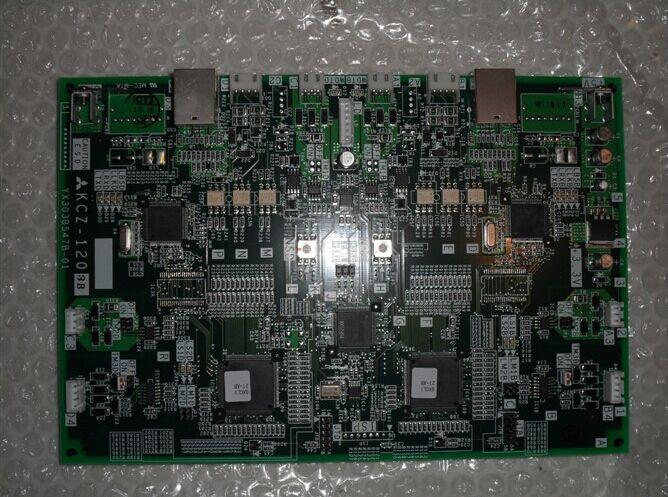 供应用于电梯的三菱电梯无机房驱动板kcz-1203b