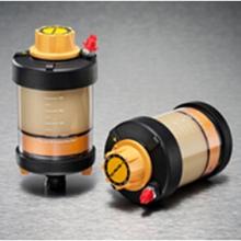 供应弹簧100cc自动加油杯 小型微量润滑器 美国进口帕尔萨S100全自动加脂器 单点黄油加脂杯 重复使用多种型号可选批发