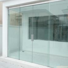 供应各种玻璃门玻璃门订做玻璃门加工钢化玻璃门加工定制批发