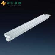 T8LED支架,1.2米单双管LED平盖支架,可选带罩,工程专用专LED灯