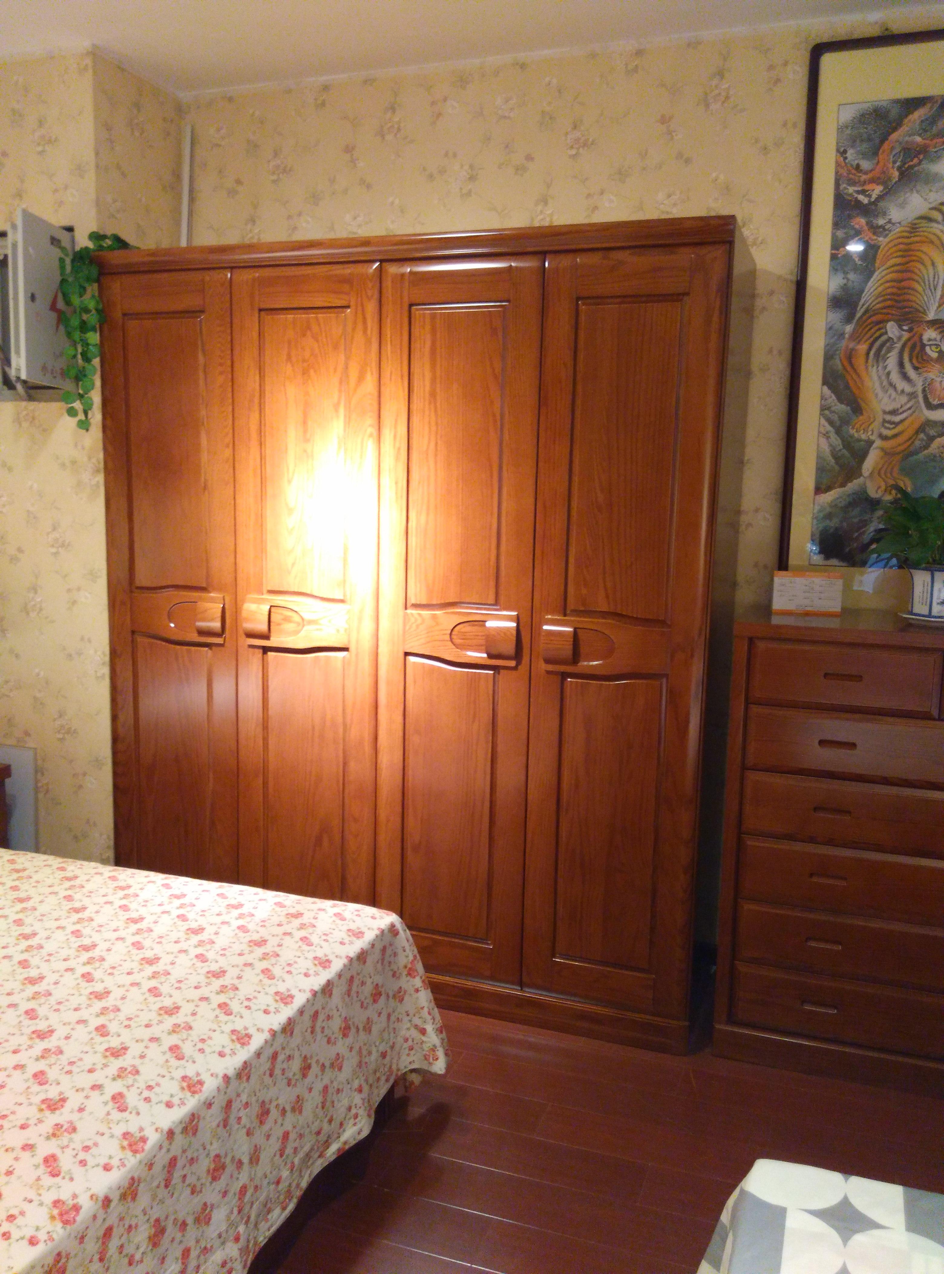 欧式实木家具橱柜 雕花图片|欧式实木家具橱柜