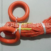 【苏安】江苏水面漂浮救生绳 水面漂浮救生绳带浮环 夜光反光批发