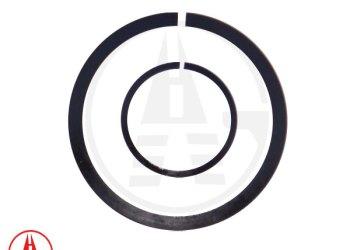 轴用挡圈 钢丝挡圈 挡圈直销供应商图片