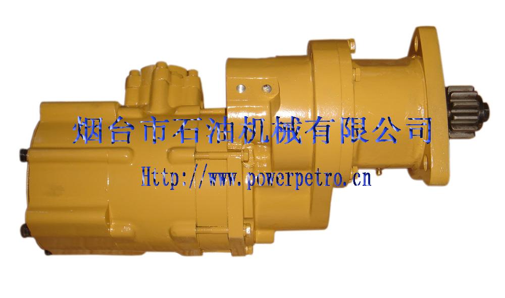 供应用于柴油机的tmw15qd系列涡轮式气启动马达图片