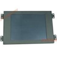 金属外观触摸显示器液晶显示屏8寸图片