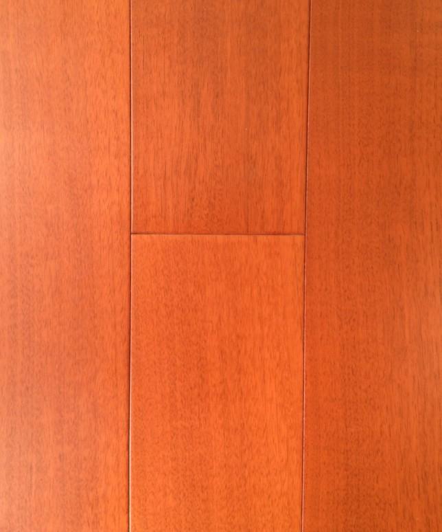 柚木色胡桃木地板批发