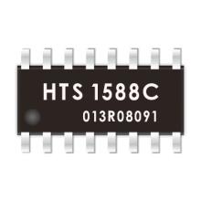 厂家厂价直供应用于控制板开发|电器触摸开关|油烟机开关的厂家直销电容式触控芯片触摸按键IC图片