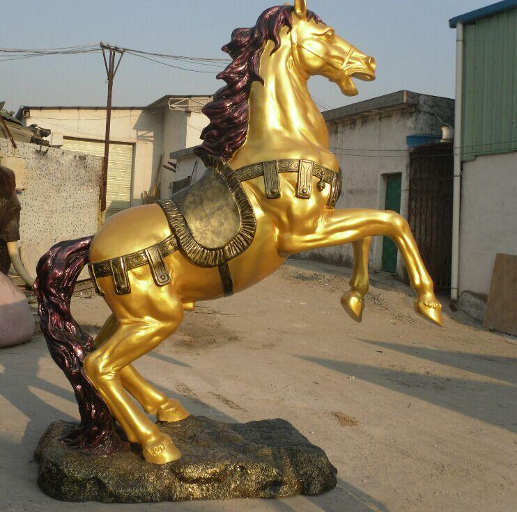 厂家直销 玻璃钢 动物雕塑
