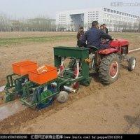 麦类播种一体机