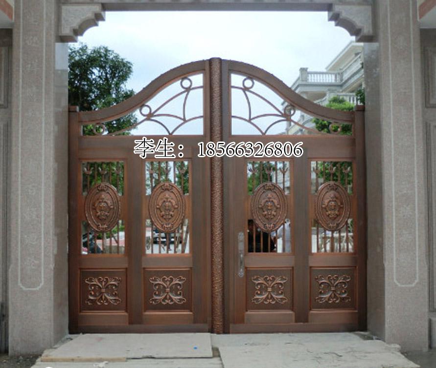 佛山福匠铜门、铜楼梯、铜扶手订做厂家