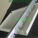 供应用于吊顶的金华市S型300面防风铝条扣板-金华市中石化加油站S型300面高边防风铝条扣板图片/厂家