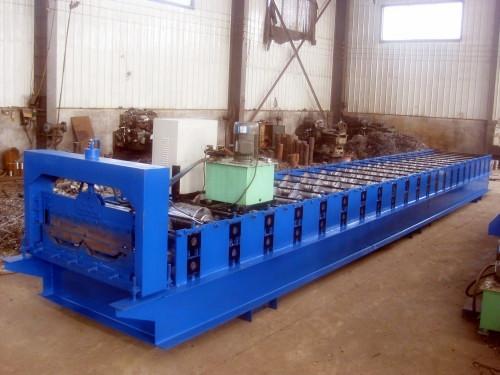 供应众腾760型角驰压瓦机设备