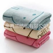 超细纤维毛巾小兔毛巾图片