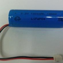供应18500磷酸铁锂电池,3.2V1000mAh磷酸铁锂电池,主要应用于数码产品、草坪太阳能灯等批发