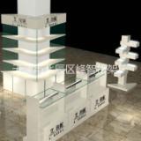 供应木质烤漆货架展示柜供应天津货架厂金银珠宝货架展柜设计定做