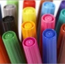 供应用于白板笔|中性笔|记号笔墨水的PVB聚乙烯醇缩丁醛颜料色片