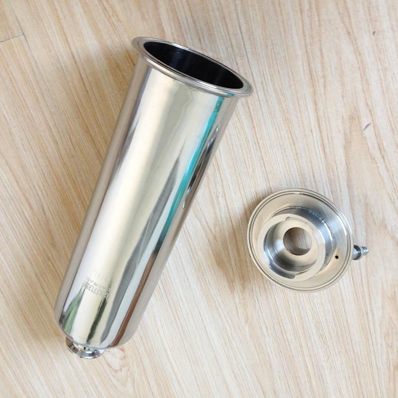 达尔捷角式过滤器 卫生级不锈钢过滤器 立式过滤器生产厂家批发