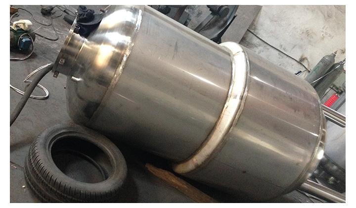 达尔捷菌种罐 不锈钢发酵罐 液体菌种发酵罐厂家批发