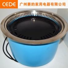 供应供应韩式烧烤炉 烧烤炉生产厂家