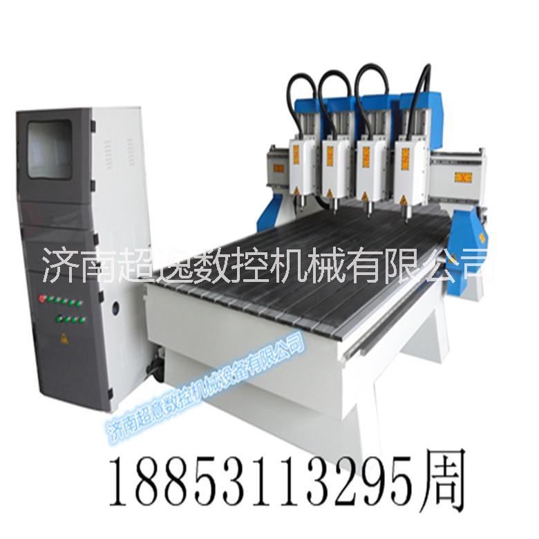 供应用于木工雕刻的CY-1325-4T木工雕刻机,供应浙江雕刻机 济南超意数控机械设备有限公司