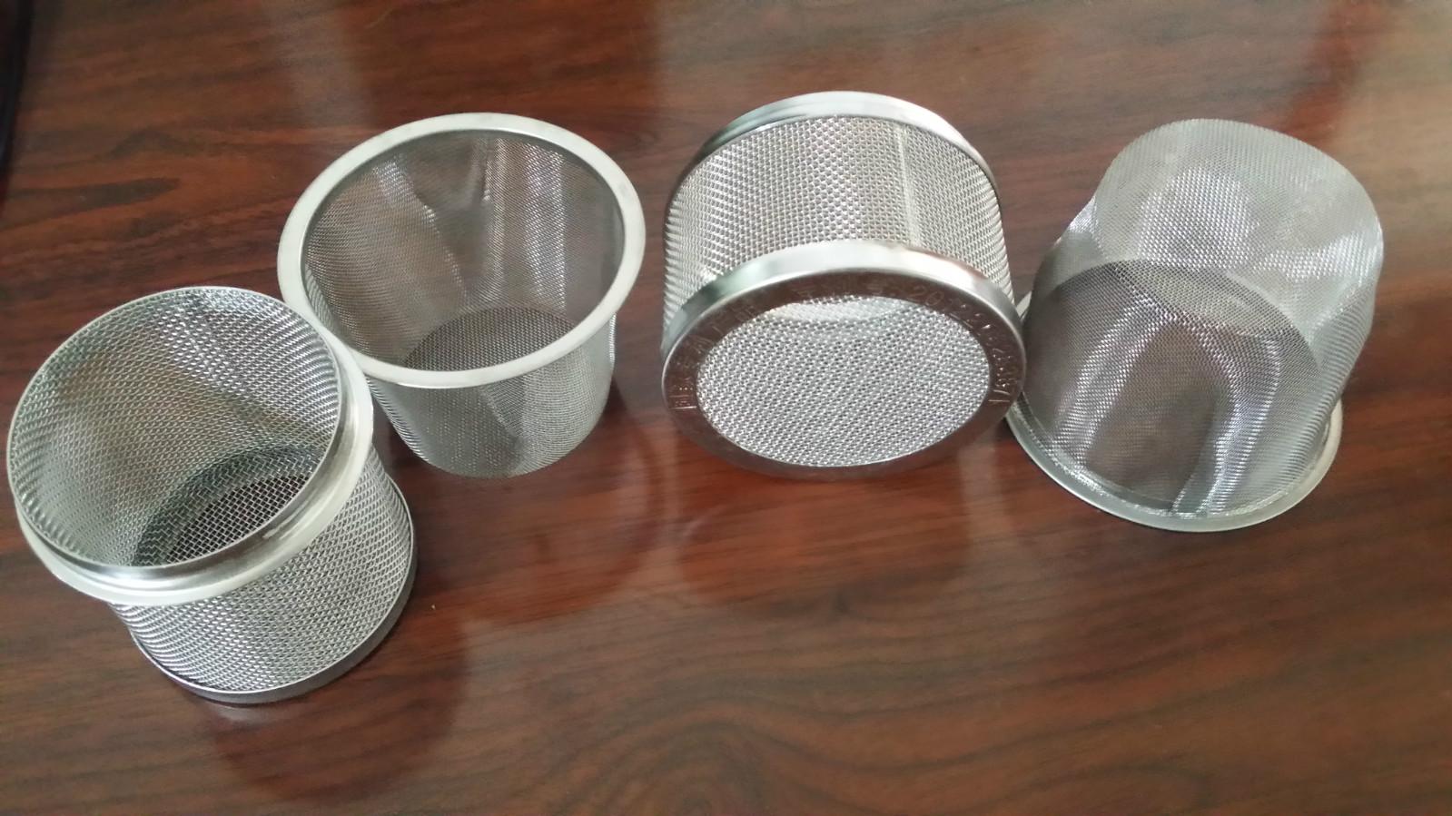 供应专业咖啡机滤网杯茶壶过滤网