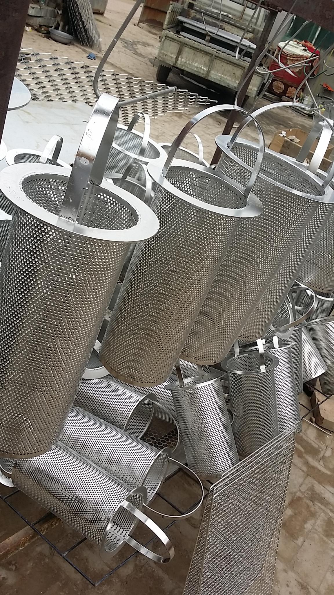 供应金属网篮