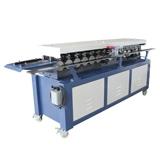 供应新疆共板法兰机 最专业的共板法兰成型设备-共板法兰机厂家最优惠价