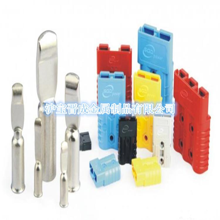 供应用于电动汽车|电缆|叉车的30A-350A电源连接器端子 插头端子